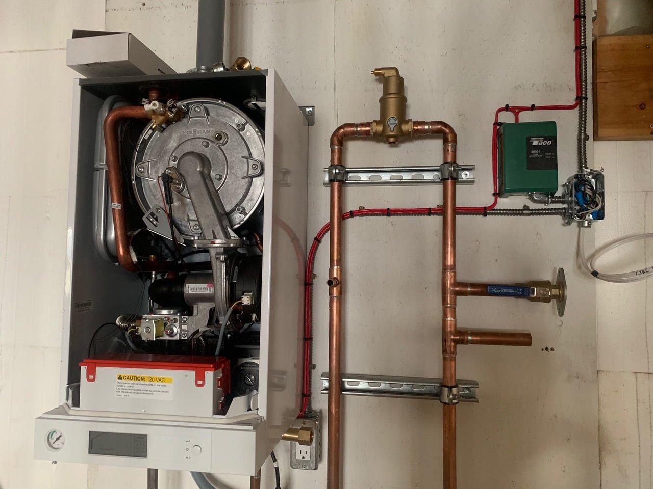 Regina boiler maintenance