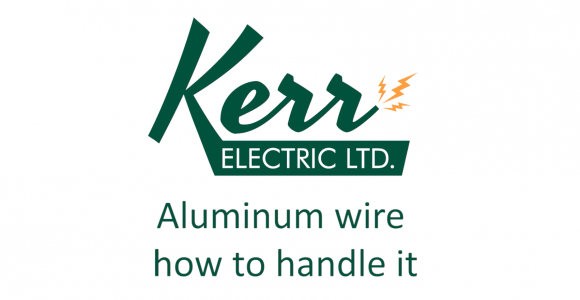 Aluminum Wire in Your Home and How to Handle it